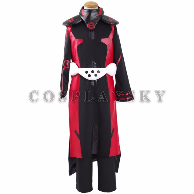 Halloween Anime Costumes fantasy cosplay fantasies dress ms225 Enmadou Rokuro Cosplay Costumes 2016 Anime Twin Star Exorcists Halloween Cosplay Uniforms For Man Adults New