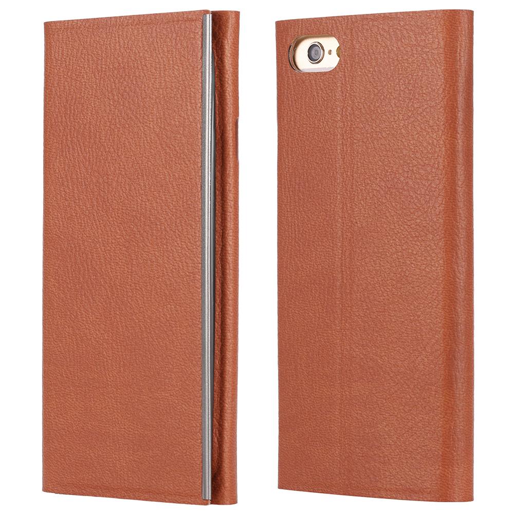 Здесь можно купить  10pcs/lot Wholesale High Quality Luxury Litchi Skin Leather Cell Phone Case For Apple iPhone 6 4.7 inch Metal Buckle Phone Cover  Телефоны и Телекоммуникации