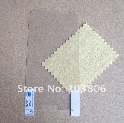 Clear Screen Protector  For Samsung Galaxy S3 S III i9300 Front
