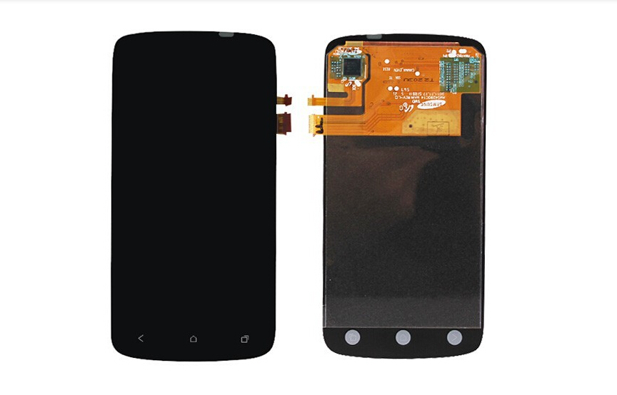 For HTC ONE S Z520e LCD glass Touch Screen digitizer Assembly Replacement Free Shipping