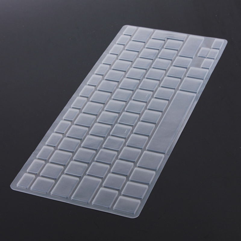 New EU Silicon Keyboard Cover Laptop Skin Notebook Protector for Apple For Macbook Pro 13 15 17 Air 13(China (Mainland))