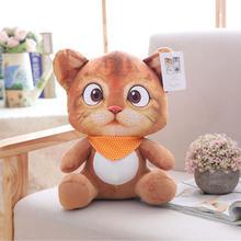 1 pc 20 centímetros Mini Bonito Gato De Pelúcia Brinquedos de Pelúcia Animais De Pelúcia Gato Dos Desenhos Animados Boneca Brinquedos Crianças Brinquedos Meninas Presentes(China)