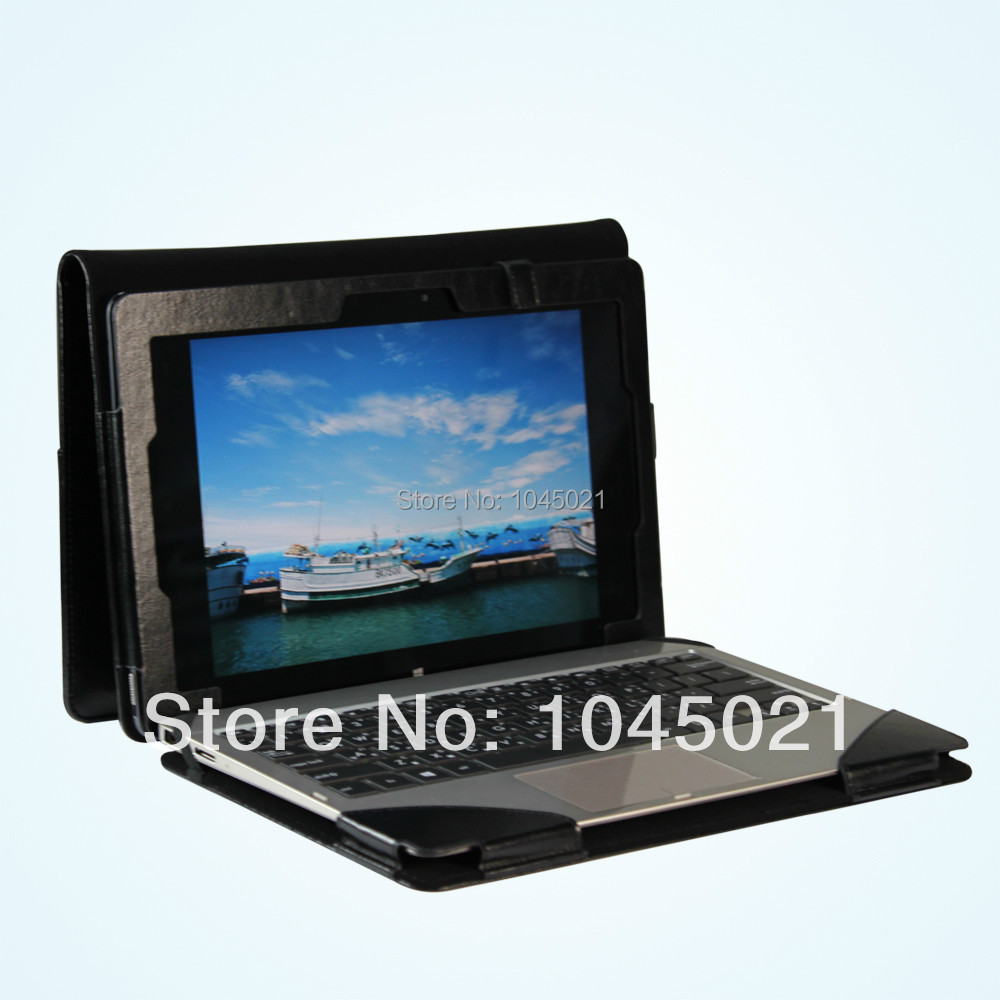 2016 hot Folio Stand Leather Case With Keyboard Cover for ASUS Vivotab Vivo Tab TF810C tablet keyboard case with free shipping(China (Mainland))