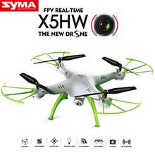 SYMA X5HW FPV RC Quadcopter font b Drone b font with WIFI Camera 2 4G 6