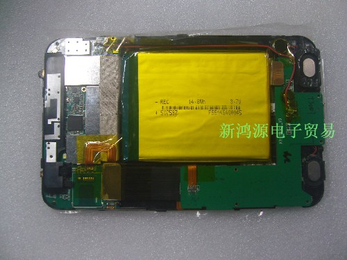 Фотография LD070WS1 LG7 inches (SL) (02 LCD screen with a set of the main board