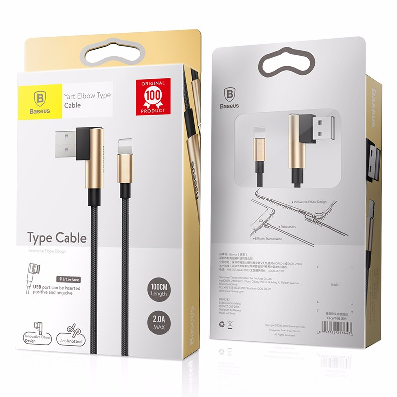 Baseus Lighting Cable Fast Charger Adapter Original USB Cable For iphone 7 6 plus i7 iphone 5 5s ipad air2 Mobile Phone Cables