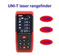 UNI T UT395ABC rechargeable laser rangefinder range finder distance meter tester 50M 70M 100M volume area