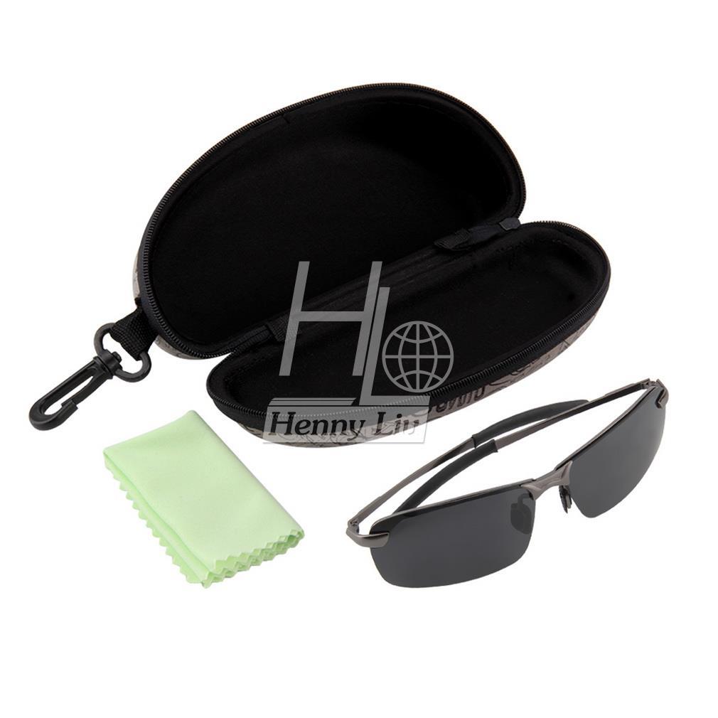 2015 Mens HD Polarized Aviator Sunglasses Men's Fishing Driver Sunglass Mirror Outdoor Sports Glasses Eyewear gafas de sol(China (Mainland))