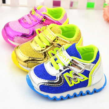 2016 spring 3 to 18 months children's shoes kids sports shoes baby boys girls fashion walking shoes infant prewalker moccasins