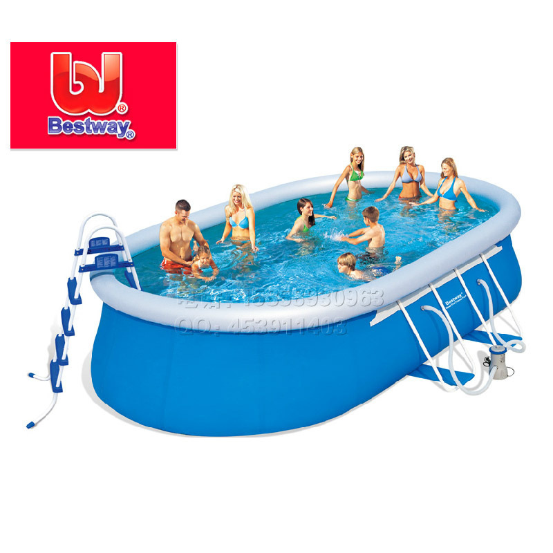 2015 Intex Pool Float Havuz Toys Bestway Inflatable Swimming Large Commercial Network Folder