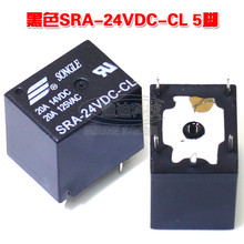 Buy 10pcs/lot Relay SRA-24VDC-CL 5 feet open close 24VDC 20A 14VDC T74 for $7.50 in AliExpress store