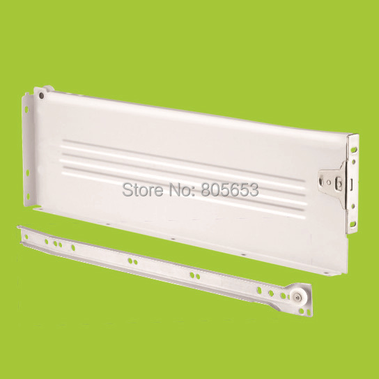 118mm high metal box cold-rolled steel panel drawer slide14 inch (DS6112-14)(China (Mainland))