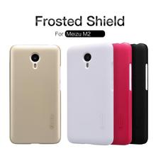 Meizu M2 Mini Case Nillkin Frosted Shield Hard Back Cover Case For Meilan M2 Mini Gift Screen Protector