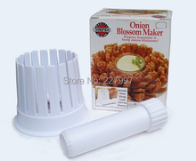 Free shipping 48pcs/lot Onion cutter/ Onions Blossom maker/Kitchen tool As seen on TV