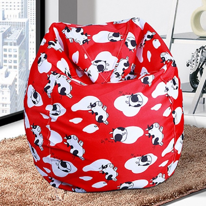 removable lazy bean bag chair living room furniture computer chair leisure beanbag seat home room corner - Cheap Bean Bag Chairs