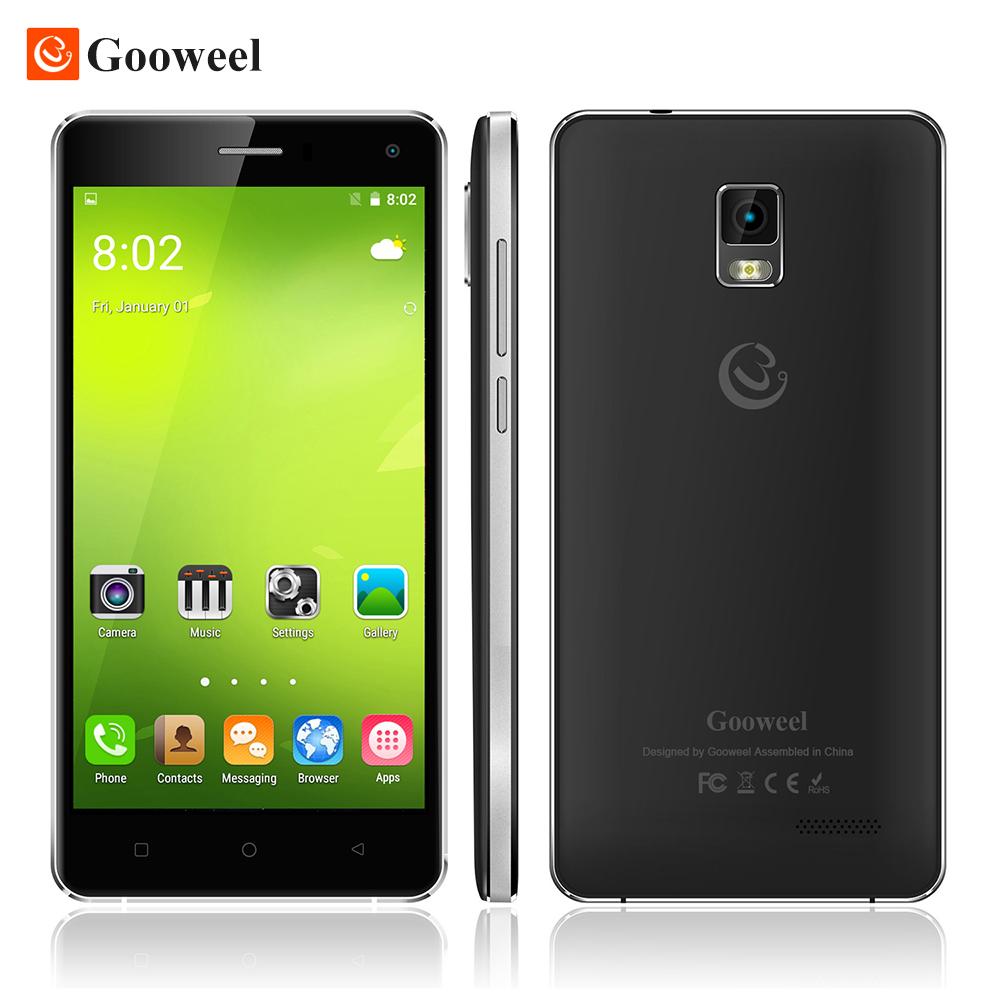 free gift flip case gooweel m13 plus 4g smartphone android 5 1 mobile phone quad core 5 0 hd. Black Bedroom Furniture Sets. Home Design Ideas