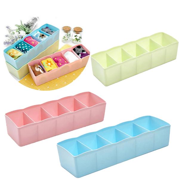 Candy Color Multi-function Desktop Drawer Storage Box Office Organizer(China (Mainland))