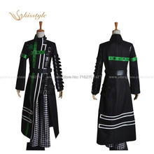 Kisstyle Fashion Anime Amnesia KENT Cloth Uniform Cosplay Costume Custom-Made