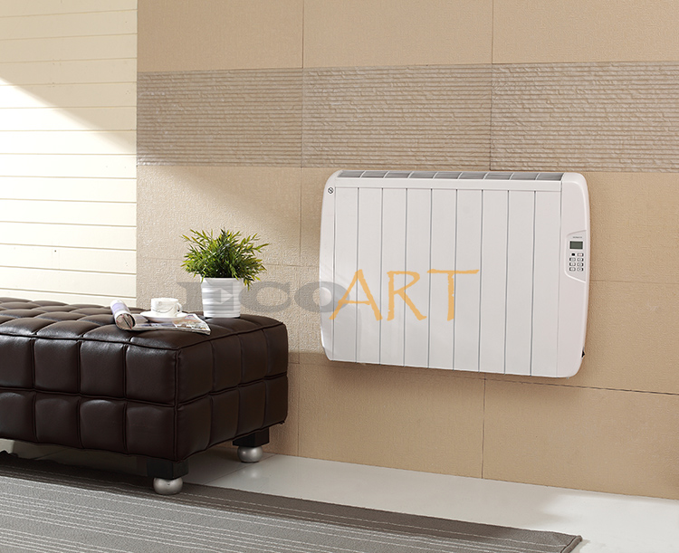 Eco art 1500w most efficient electric radiators for home for What is the most economical heating system