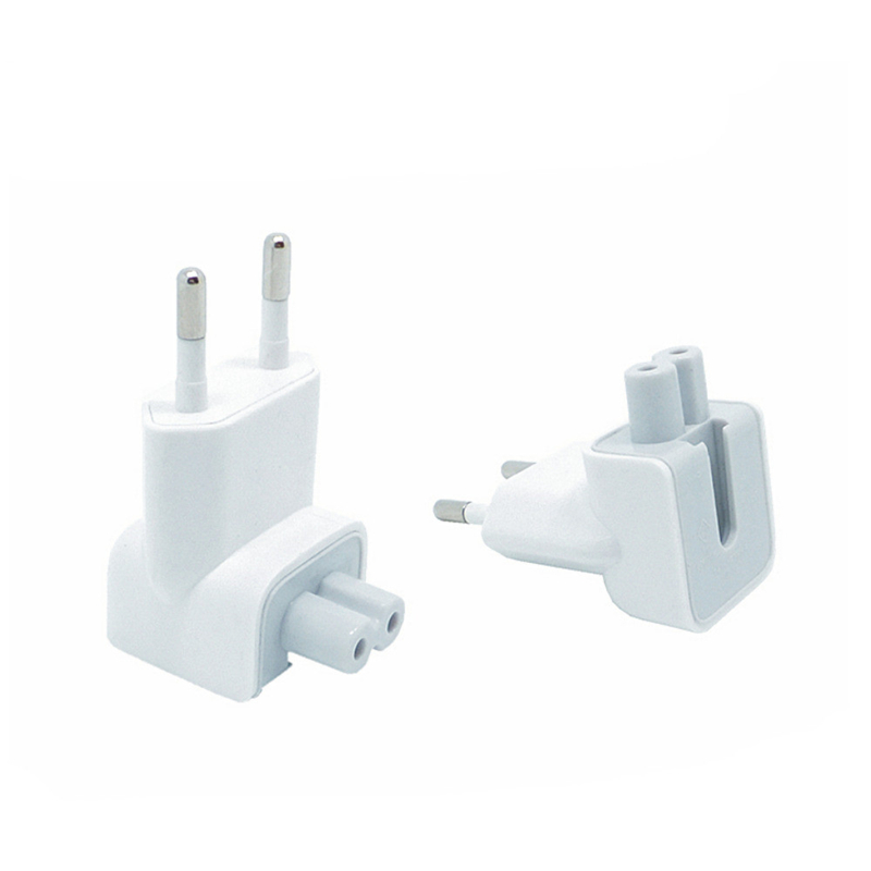 Detachable Charging Duck Head Wall AC EU Power Plug Converter Travel Charger Adapter for Apple iPad iphone Macbook Usb Charger(China (Mainland))