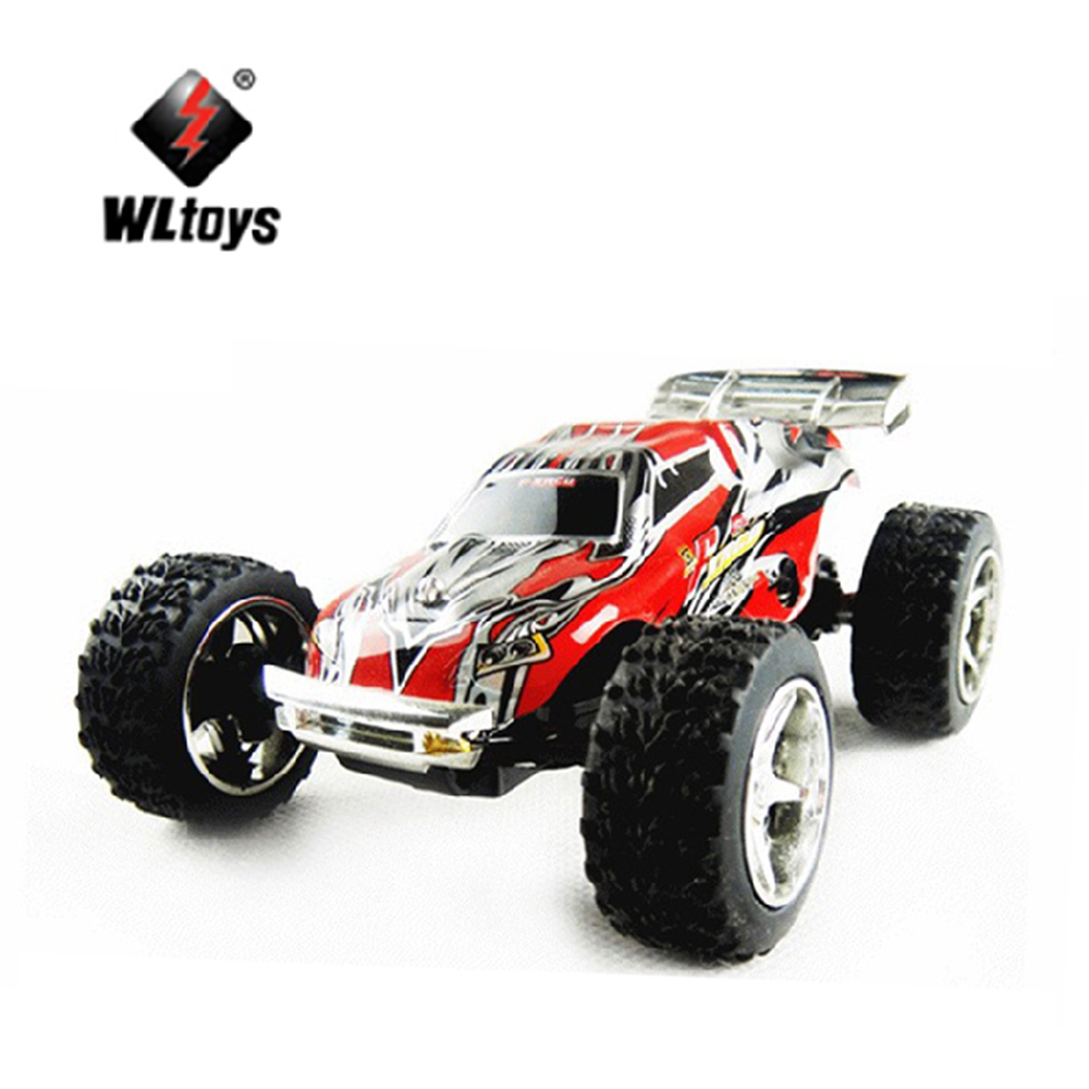RC Car WLtoys 2019 (Updated L929) 1:32 2.4G 4CH RS Racing Radio Remote Transmitter Control Toy Steady Wheel LED Light(China (Mainland))