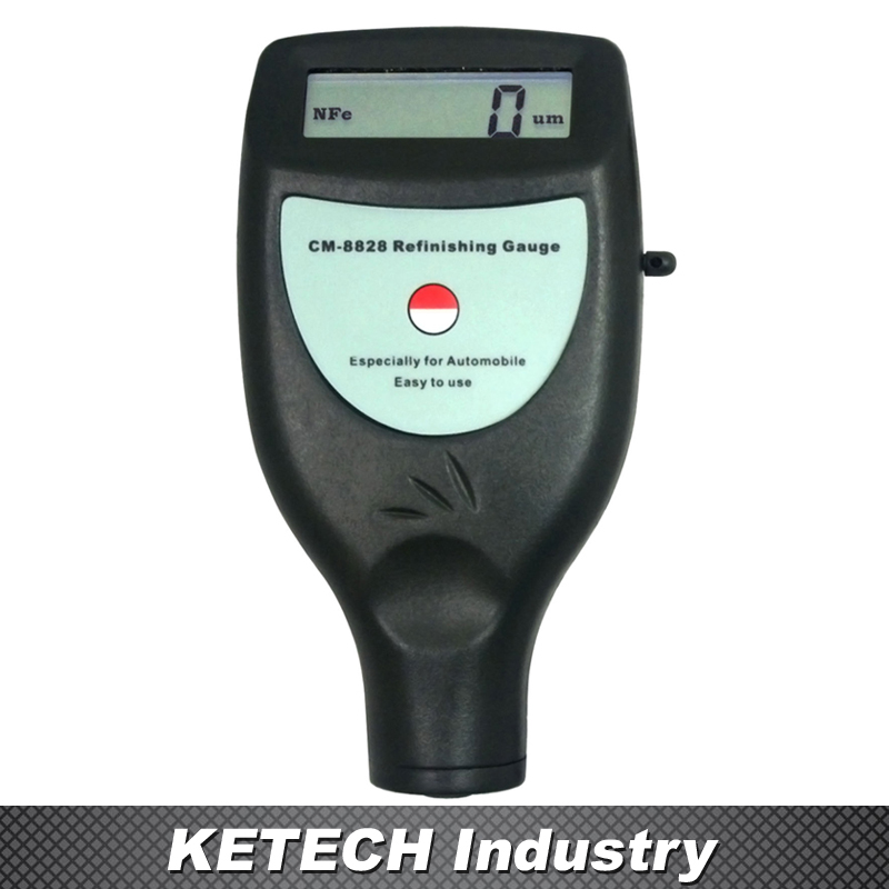 Coating Thickness Gauge Built-in F/NF Probe CM-8828(China (Mainland))