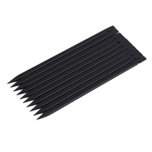 10pcs Universal Plastic Spudger Black Stick Mobile Phone Pry Opening Repair Tool For iPhone For iPad Laptops Wholesale(China (Mainland))