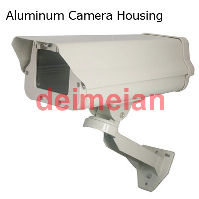 12 inch Security CCTV Weatherproof Aluminum Metall Shield Housing for Box Zoom Camera