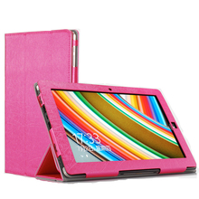PU Leather Cover Case For Chuwi Vi10 Double System 10.6 Inch Tablet PC Protective Case Shell For Chuwi Hi10 Pro+ Stylus Pen Gift