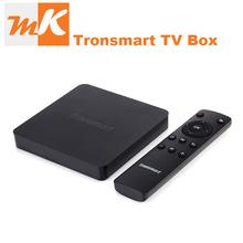 Tronsmart Set Top Box Android TV Box Amlogic S905 Quad Core 2.0GHz 1G 8G WiFi H.265 4K2K UHD 4K HEVC 3D XBMC IPTV Smart TV Box