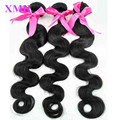 Cheap Brazilian Hair Body Wave Remy Human Hair Weave 1 Piece 100G 100%Natural And Processed Hair Extensions Free Shipping