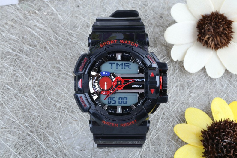 Top Brand Mens Sports Watches LED Digital Watch Fashion Outdoor Waterproof Men's Wristwatches Relogio Masculino Lovers Watches