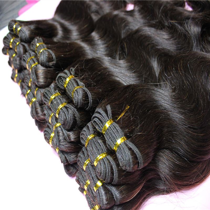 , hair 20 bundles mocha Brazilian body wave wavy brown human cheap weaves extensions - Frestyle (Factory price store)