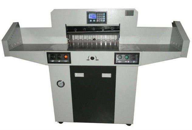 HF560HP hydraulic program paper cutter machine , cutting guillotine - Shanghai Tony Xu Office Equipment Supplier store