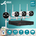 Anran 4CH 1080P HDMI WIFI NVR 4CH CCTV System 2 0MP IR Outdoor Wireless IP Camera