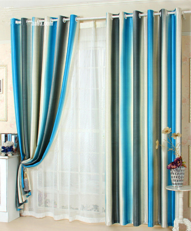 Curtains Ideas blackout striped curtains : Stripe Blackout Curtains - Best Curtains 2017
