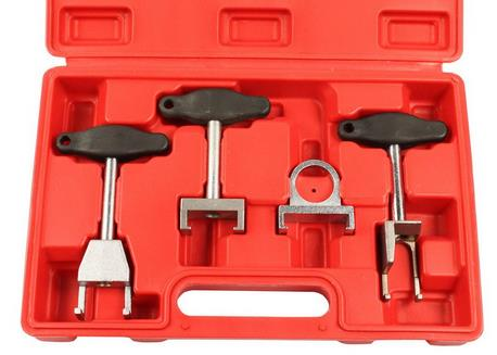 4Pc in one set Ignition Coil Remover Tool Spark Plug Puller Kit Professinal Engine Ignition Coil Removal Tools Automotive tools(China (Mainland))