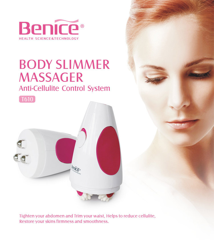 Benice body slimmer massager Anti-Cellulite slim massager electric infrared heating skin care 30(China (Mainland))