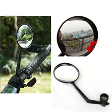 Bike Bicycle Rear View Mirror Reflective Mirror Safety Mirror Convex Mirror