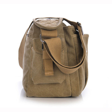 Aaron Brand New Trendy Fresh Unisex Mensageiro Bag For Sale Multi functional Teenager Leisure Outdoor Travel