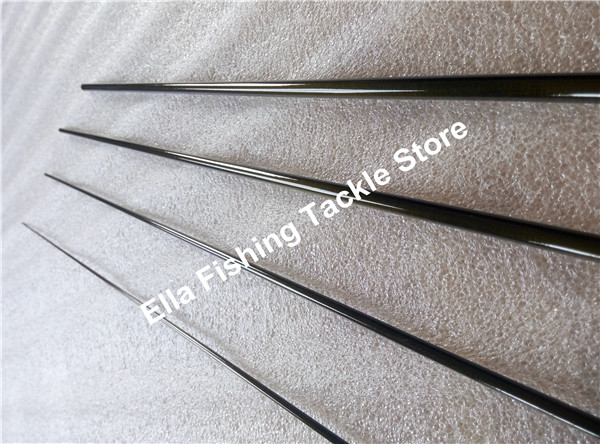 9ft 4pc 5wt fishing rod blanks medium fast in glossy for Fishing rod blank