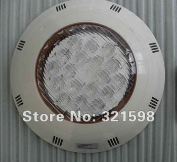54W high power rgb led swimming pool light, 298*67mm, inner control