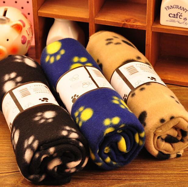 [해외]새로운 2015 애완 동물 작은 대형 따뜻한 발 인쇄 개 강아지 ..