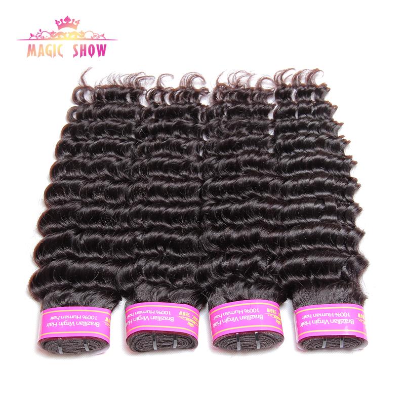 brazilian virgin deep wave cheap deep wave brazilian hair 4 pcs lot brazilian nature black deep wave virgin hair 4 bundles<br><br>Aliexpress