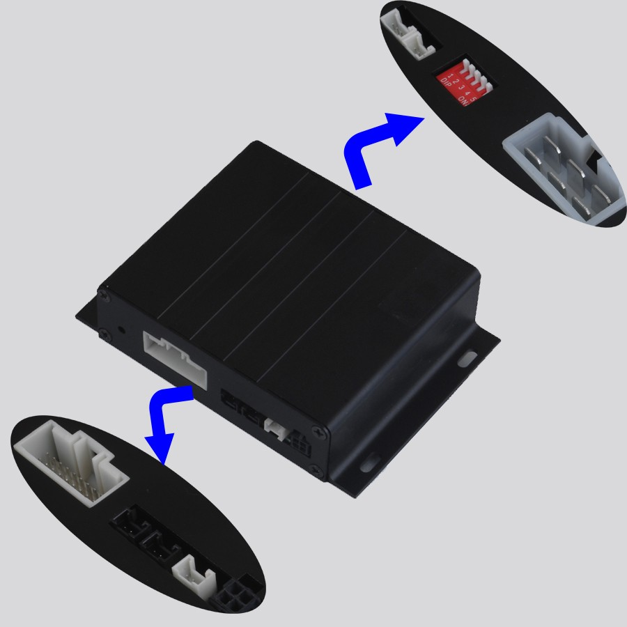 Remote Engine Start Stop Button Keyless Entry Passive Keyless Entry With Anti-hijacking Car Alarm System