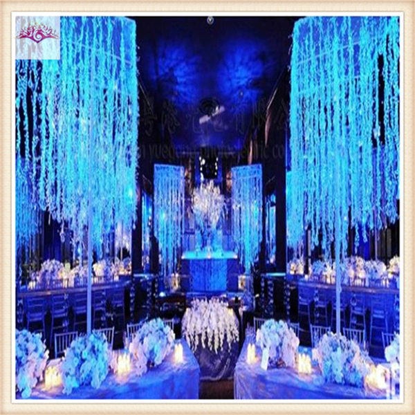 LED Curtain Waterfall water flow String Lights 2m*2.5m Holiday Christmas Waterproof Wedding Party Decorative Light Free Shipping(China (Mainland))