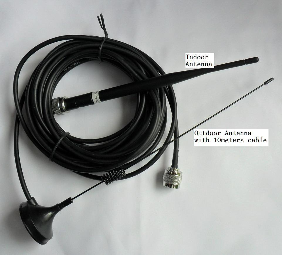 Omni directional WCDMA,3G,2100MHz indoor antenna+Outdoor