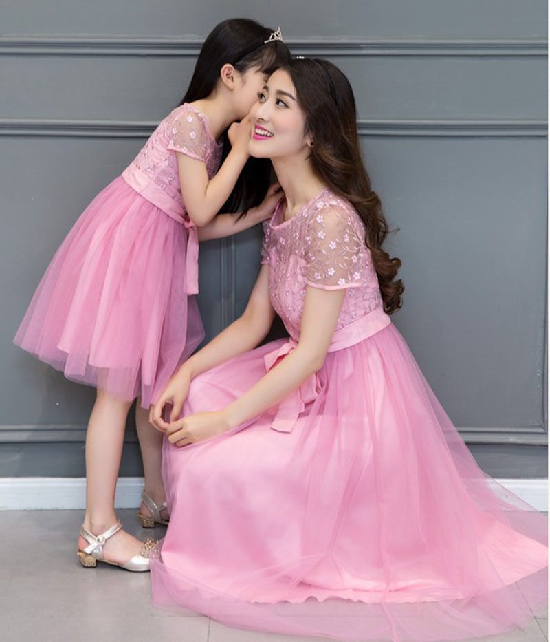 matching mother daughter wedding dress 2016 mother