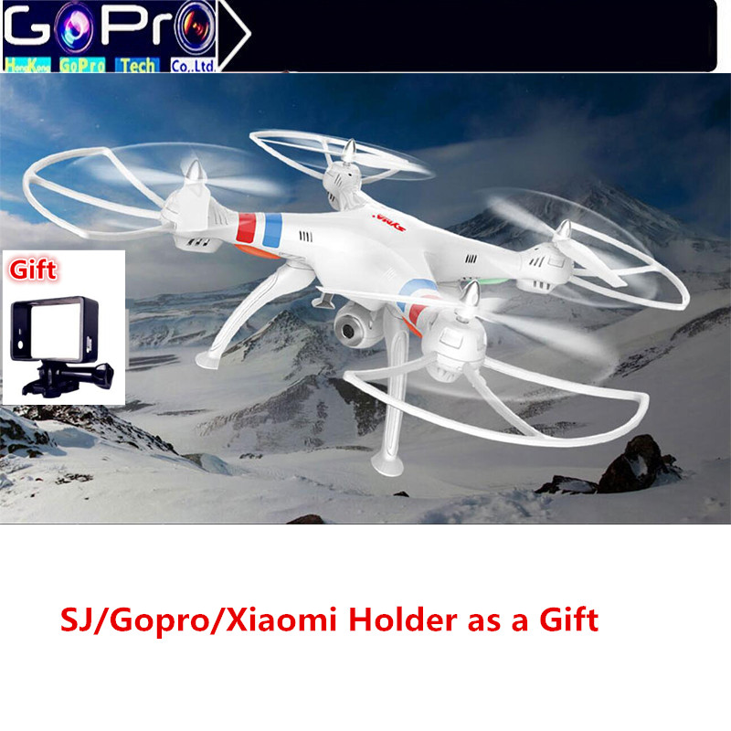 Professional Drones Syma X8C Big RC Helicopter Drone RC Quadcopter with Camera HD 2.0Mp Wide Angle Headless Mode VS MJX X101 X8G(China (Mainland))