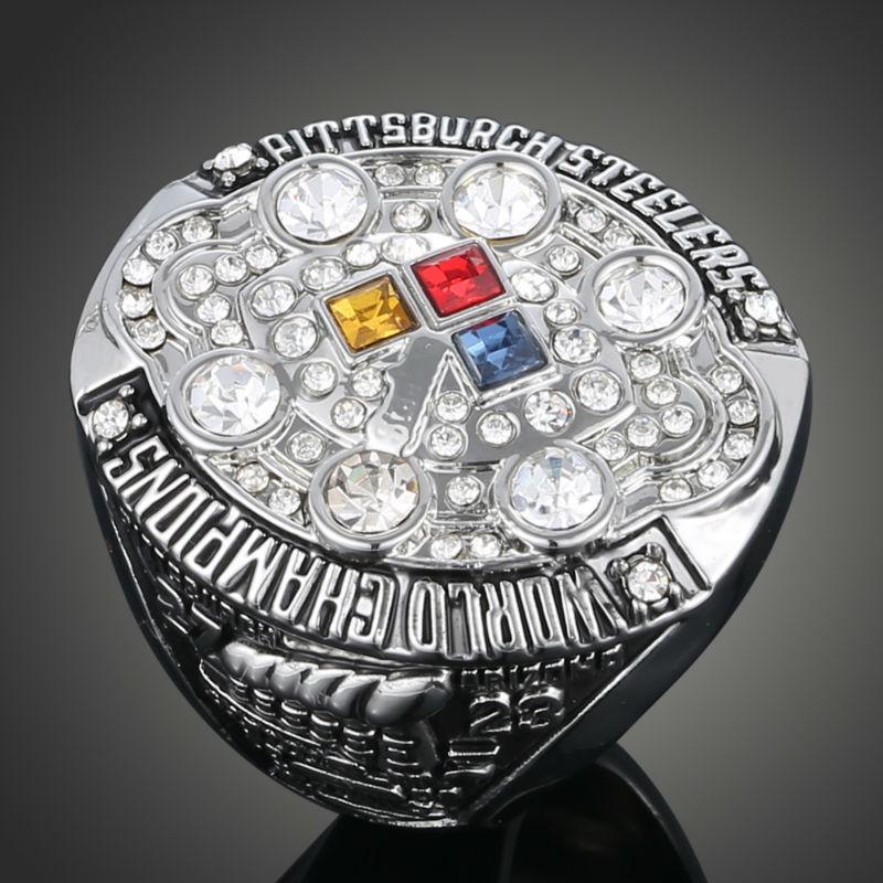 Steelers Super Bowl Ring Replica Sale